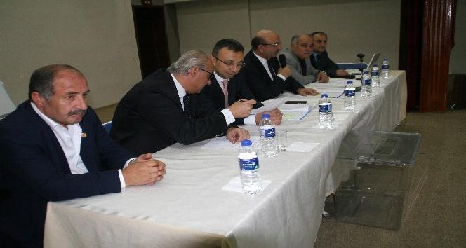 Devrek'te Birlik Meclis Toplantısı düzenlendi