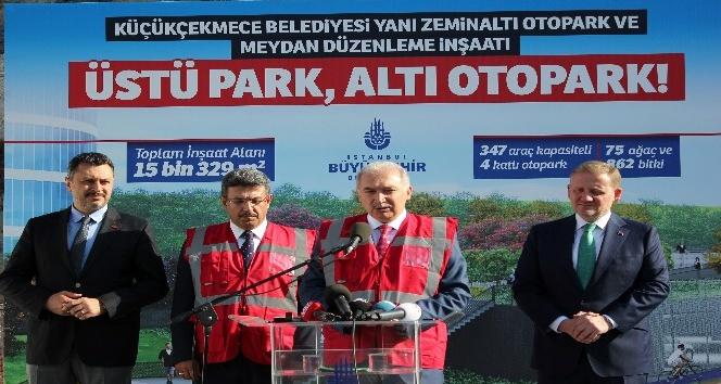 İBB Başkanı Mevlüt Uysal, Havaray Projesi'nin iptal edildiğini açıkladı