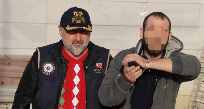 DEAŞlı Türk genci sınırda yakalandı