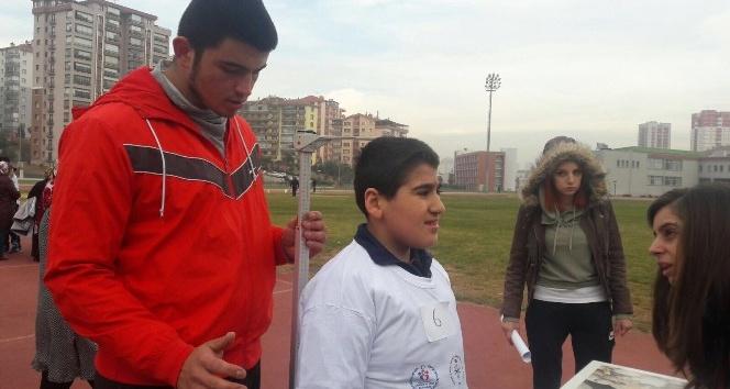 Özel Sporcular Federasyonu'ndan örnek proje