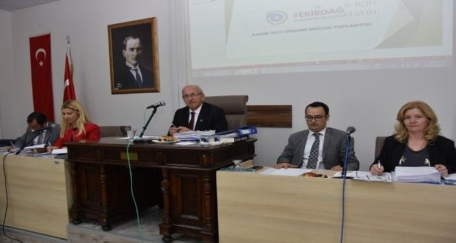 Kasım Ayı Meclis Toplantısı gerçekleşti