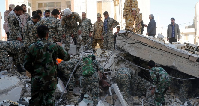İran-Irak sınırındaki depremde ölü sayısı 530a yükseldi