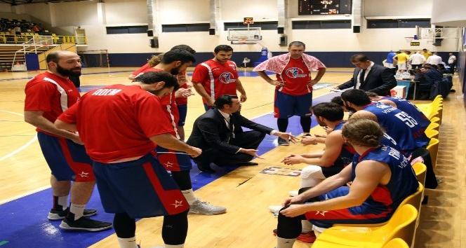 Merkezefendi Yüksekçıta Basketbol takımı seri peşinde