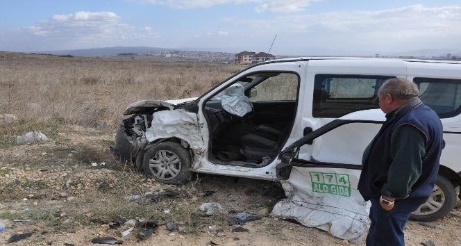 Okul yolunda kaza: 6 yaralı