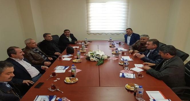 KYK İl müdürleri Adıyaman'da bir araya geldi