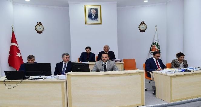 Büyükşehir Belediyesi Meclisi Kasım ayı toplantılarına devam ediyor