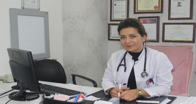 İç Hastalıkları Uzmanı Halhallı'dan diyabet hastalarına öneriler