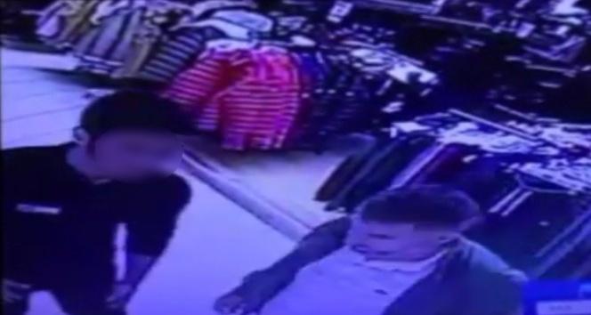 Kız kardeşini öldüren Erhan Timuroğlu'nun yakalanma anı kamerada