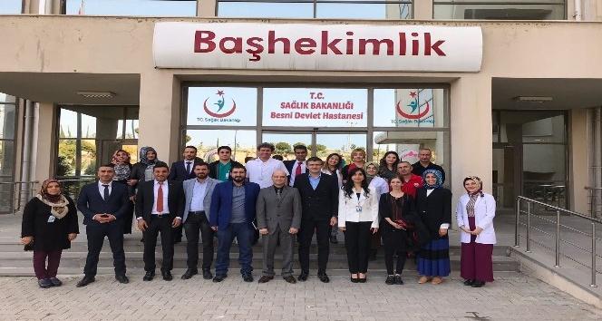 Besni Devlet Hastanesinin büyük başarısı