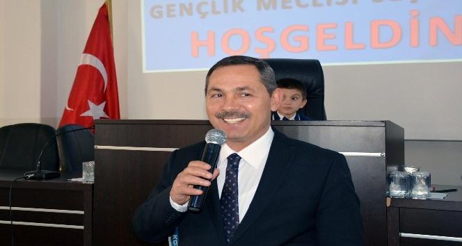 Çocuk ve Gençlik Meclisi seçildi
