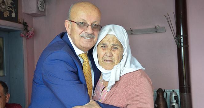 Zeynep nine Cumhurbaşkanı Erdoğanın misafiri olacak