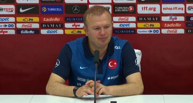 Abdullah Ercan: Süper Ligde ilk 11 oynayan sadece 3 oyuncumuz var