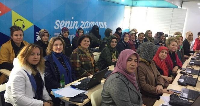 Türk Telekom, Ankaralı kadınlara teknoloji eğitimi verdi