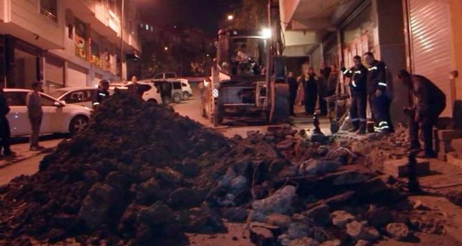 Bağcılarda 24 saattir süren elektrik arızası vatandaşları mağdur etti