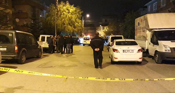 Polisin Dur ihtarına uymayan şahıs, vurularak etkisiz hale getirildi