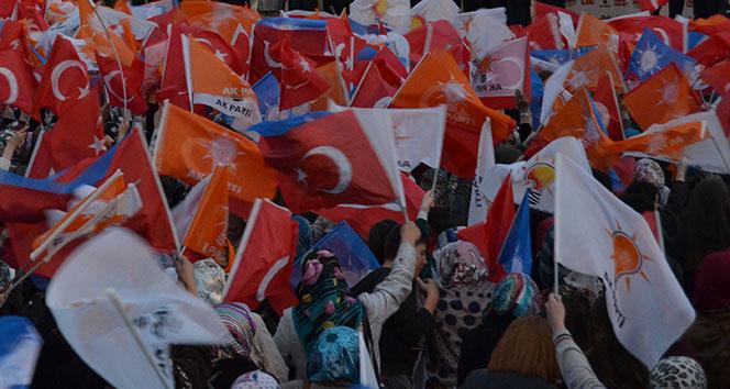 Erdoğan: 2019'u kadınlar sırtlayacak