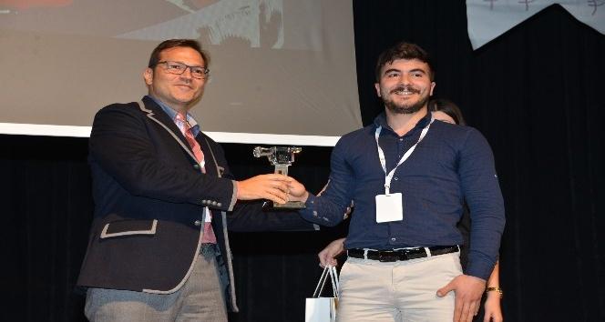 ADÜ'lü öğrenci belgesel dalında özel ödül kazandı