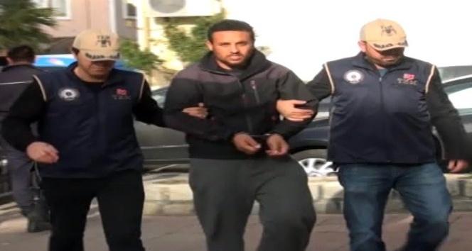Adliyeye sevk edilen DEAŞ şüphelisi tutuklandı