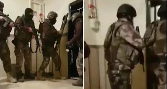 Vanda terör operasyonu; 11 gözaltı