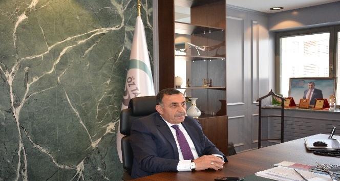 """Öz Taşıma-İş Sendikası Genel Başkanı Toruntay: """"Kıbrıs Türkü kardeşlerimin Cumhuriyet Bayramı'nı tebrik ediyorum"""""""
