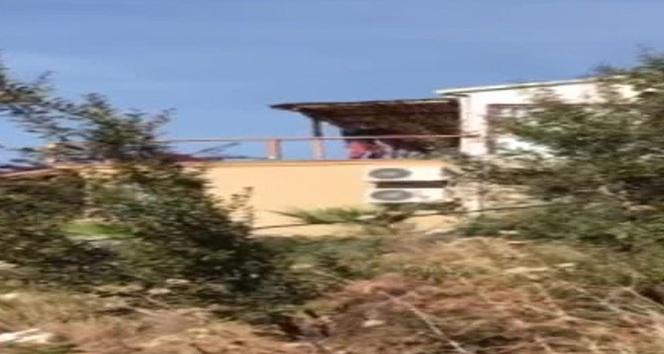 Tanem Sivar-Edhem Dirvana çiftinin uğradığı saldırı kameraya yansıdı