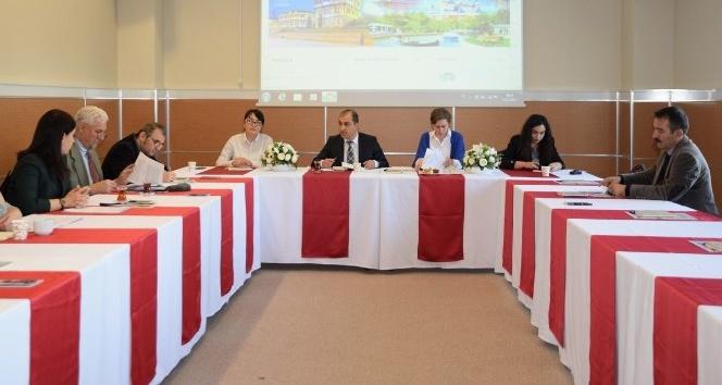 ESOGÜ'de Erasmus+Koordinasyon Toplantısı düzenleniyor