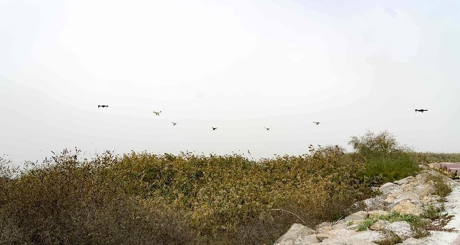 Av koruma ve kontrol faaliyetlerinde uçangözlü dönem