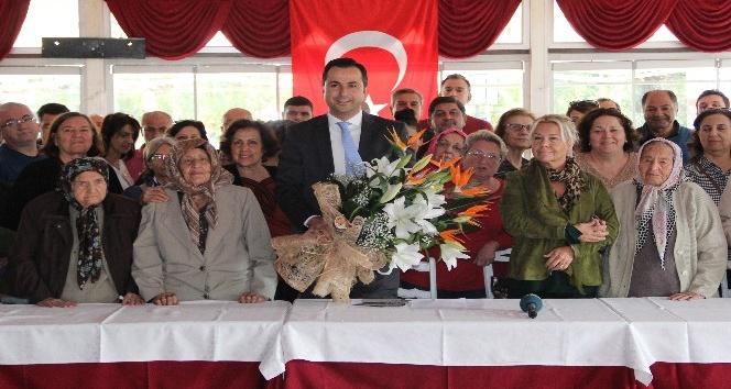 """İzmir'in annelerinden """"İzmir Körfez Geçişini hayattayken görmek istiyoruz"""" mesajı"""