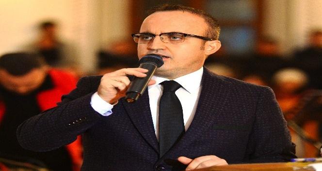 Turan, yeniden grup başkanvekili seçildi