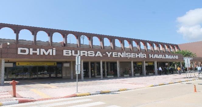 Yenişehir'den 208 bin kişi uçtu