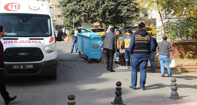 Şanlıurfada trafik kazası: 1i polis 2 yaralı