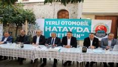 HATİAB Başkanı Güder: Yerli otomobil Hatayda üretilsin