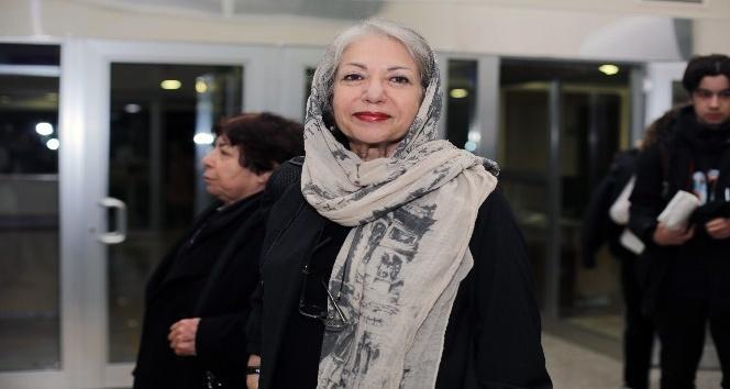 İranlı usta yönetmen Rakhshan Banietemad Malatya'da