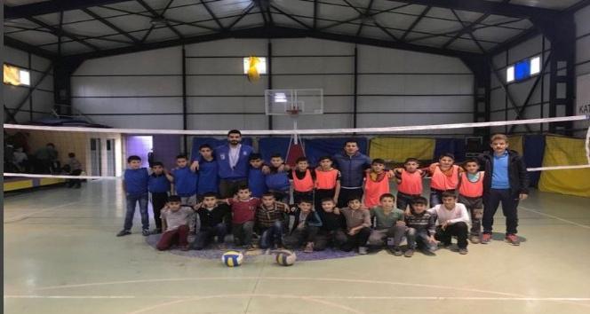 'Sağlıklı bir gelecek sporla gelecek' projesi