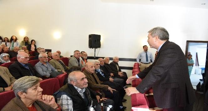 """Prof. Dr. Gürgün: """"40 yaş üstü her 5 kişiden biri KOAH"""""""