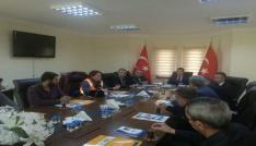 SGKdan OSBde toplantı