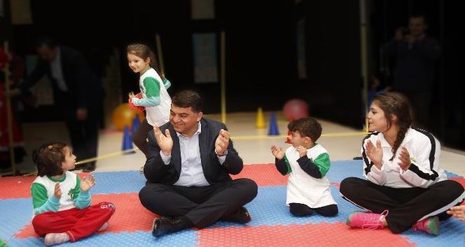 Cimnastik Spor Okulu Merveşehir Mahallesi'ne açılacak