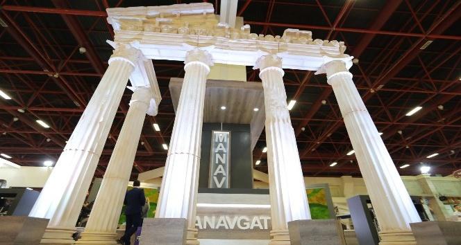 YAPEX'te Manavgat Belediyesi'ne yoğun ilgi