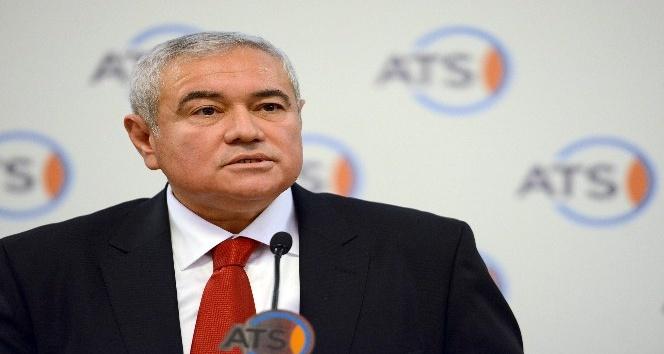 """ATSO Başkanı Çetin: """"Genç işsizliği sorunu devam ediyor"""""""