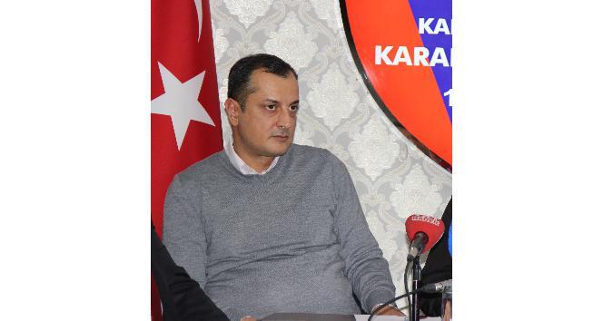 Hakan Yılmaz, Karabükspor Başkanlığı'na aday olmayacağını duyurdu
