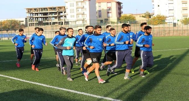İnönü Üniversitesispor, 1920 Maraşspor maçının hazırlıklarını sürdürüyor