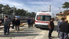 Küçük çocuk tren kazasında hayatını kaybetti