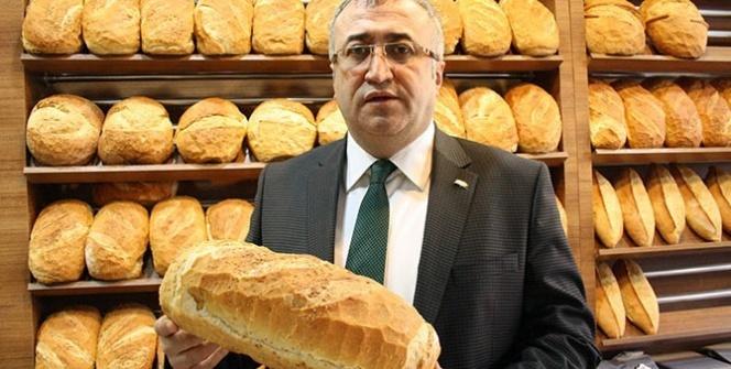 Türkiye Fırıncılar Federasyonu Başkanı Halil İbrahim Balcı'dan ekmeğe zam açıklaması