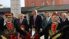 Gürcistan Acara Özerk Cumhuriyeti Hükümet Başkanı Zurab Pataradze Artvinde