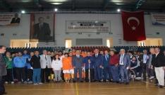 Görme Engelliler Futsal Şampiyonası, İskenderunda başladı