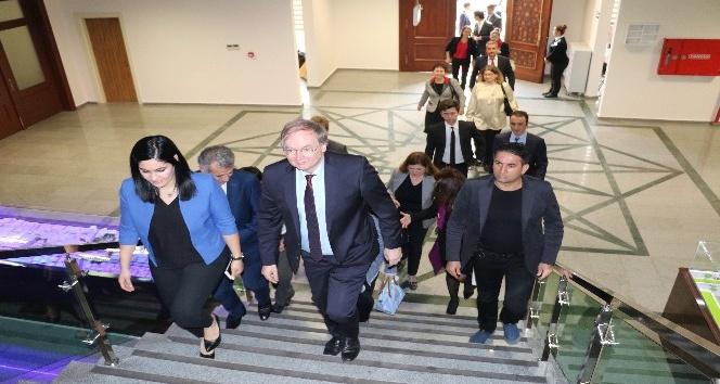 AB Türkiye Delegasyonu Başkanı Berger: Türkiyeye ekonomik desteklerimiz sürecek