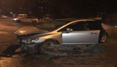 Kırıkkalede trafik kazası: 7 yaralı