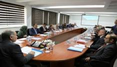 Artvinde İl Yatırım Destek ve Tanıtım Kurulu 4. Dönem Toplantısı gerçekleştirildi