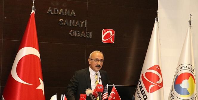Bakan Elvan, Türk Amerikan İşadamları Zirvesi'ne katıldı
