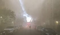New Yorkta dev yangın!